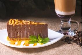 661_Шоколадный чизкейк