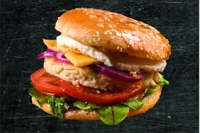 616_Чикен бургер XL